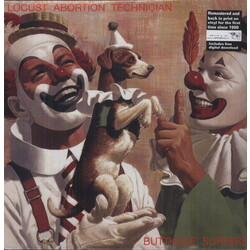 Butthole Surfers Locust Abortion Technician vinyl LP