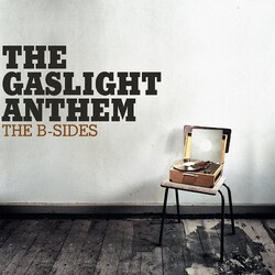 Gaslight Anthem B-Sides w/download vinyl LP
