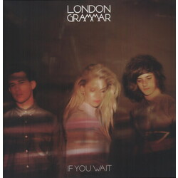 London Grammar If You Wait UK vinyl LP