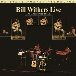 Bill Withers Live At Carnegie Hall limited 180g vinyl LP