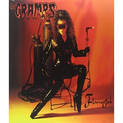 Cramps Flamejob ltd (Tgv) vinyl LP