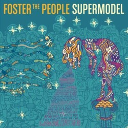 Foster The People Supermodel vinyl LP