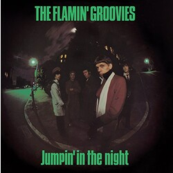 Flamin Groovies Jumpin In The Night vinyl LP