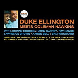 Duke Ellington Duke Ellington Meets Coleman Hawkins EU vinyl LP