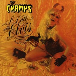 Cramps Date With Elvis vinyl LP