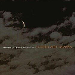 Coheed & Cambria In Keeping Secrets Of Silent Earth 3 vinyl LP