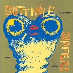 Butthole Surfers Independent Worm Saloon 180g vinyl LP
