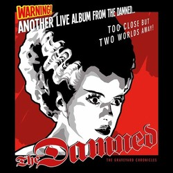 Damned Another Live Album From The Damned vinyl LP