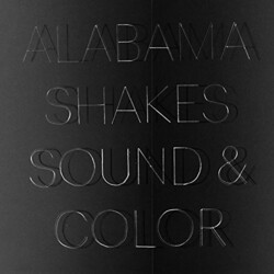 Alabama Shakes Sound & Color vinyl LP
