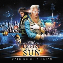 Empire Of The Sun Walking On A Dream vinyl LP