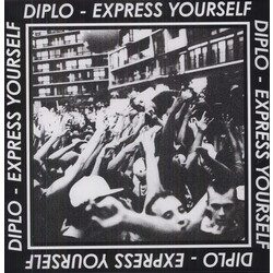 Diplo Express Yourself coloured EP 12in