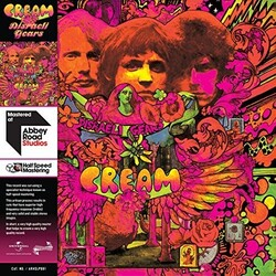 Cream Disraeli Gears - Half Speed UK vinyl LP