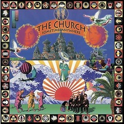 Church Sometime Anywhere colored vinyl LP