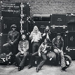 Allman Brothers Band At Fillmore East 180g vinyl LP