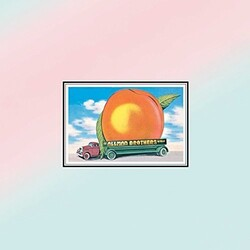 Allman Brothers Band Eat A Peach 180g vinyl LP