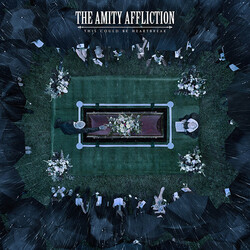 Amity Affliction This Could Be Heartbreak w/download vinyl LP