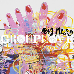 Grouplove Big Mess (Colv) (Red) (Ylw) (Dlcd) vinyl LP