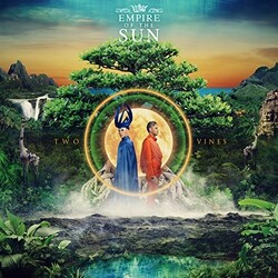 Empire Of The Sun Two Vines vinyl LP