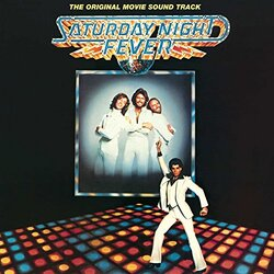 Saturday Night Fever O.S.T. Saturday Night Fever O.S.T. vinyl LP