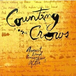 Counting Crows August & Everything After vinyl LP