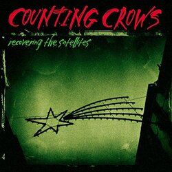 Counting Crows Recovering The Satellites vinyl LP
