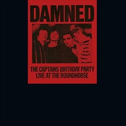 Damned Captains Birthday Party (Uk) vinyl LP