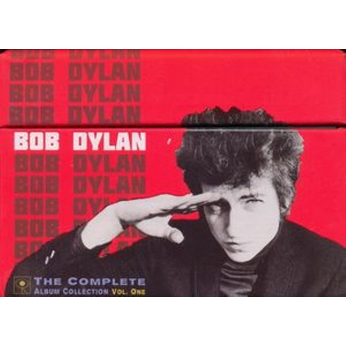 Bob Dylan The Complete Album Collection Vol One 47 Cd Box