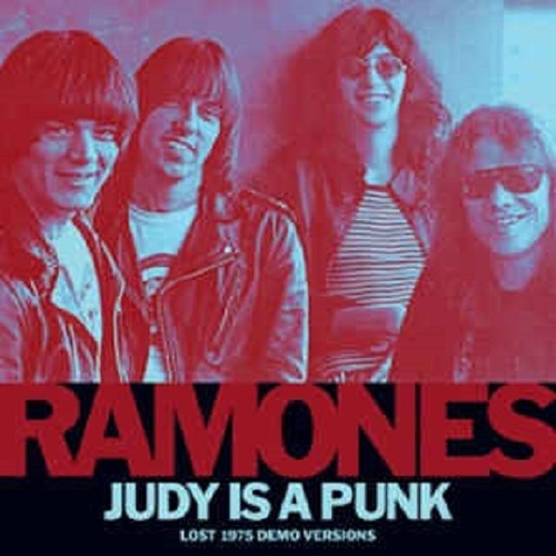 Quot Ramones Judy Is A Punk Lost 1975 Demo Rsd Clear Vinyl 7