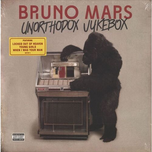 bruno mars unorthodox jukebox vinyl lp for sale online and. Black Bedroom Furniture Sets. Home Design Ideas