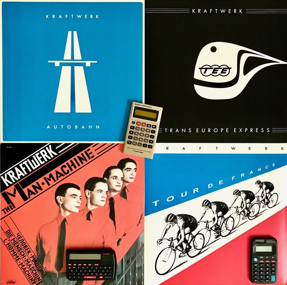 Kraftwerk - Renewable Energy