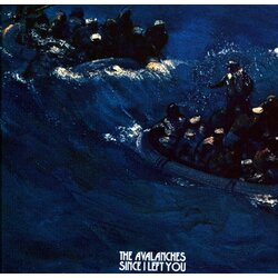The Avalanches Since I Left You 2016 vinyl 2 LP gatefold