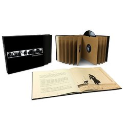 Johnny Cash Unearthed vinyl 9 LP box set