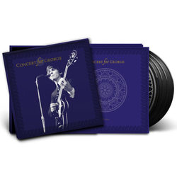 Concert For George vinyl 4 LP box set