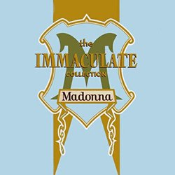 Madonna The Immaculate Collection 2018 reissue vinyl 2 LP g/f