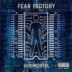 Fear Factory Digimortal Limited Edition Reissue vinyl LP