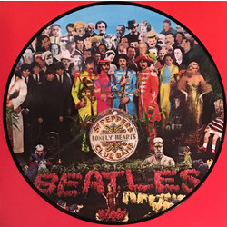 Beatles Sgt. Peppers Lonely Hearts Club Band 2017 vinyl LP picture disc