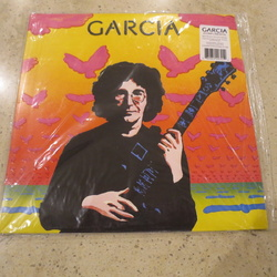 Jerry Garcia Garcia Compliments RSD numbered 180gm green vinyl LP