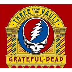 The Grateful Dead Three From The Vault vinyl 4LP set