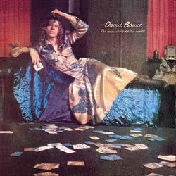 David Bowie Man Who Sold The World remastered 180gm reissue vinyl LP