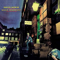 David Bowie Rise & Fall Ziggy Stardust remastered 180gm reissue vinyl LP