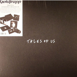 Goldfrapp Tales Of Us numbered vinyl LP / CD / DVD box set