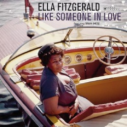 Ella Fitzgerald Like Someone In Love Jazz Images 180gm vinyl LP gatefold