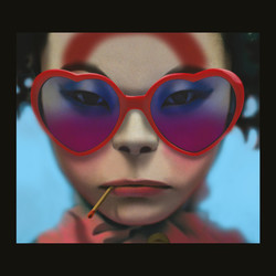 Gorillaz Humanz vinyl 2 LP +download, gatefold, random cover