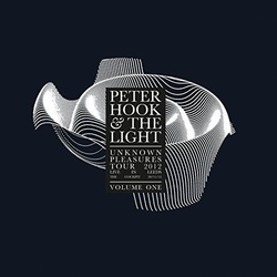 Peter Hook & The Light Unknown Pleasures Live In Leeds 2012 V1 RSD grey vinyl LP