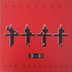 Kraftwerk 3-D The Catalogue 8 CD album box set
