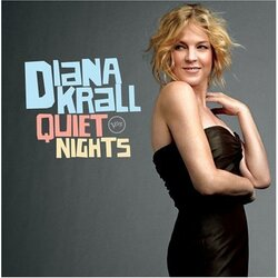 Diana Krall Quiet Nights 180gm vinyl 2 LP