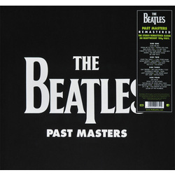 Beatles Past Masters remastered reissue STEREO 180gm vinyl 2 LP gatefold