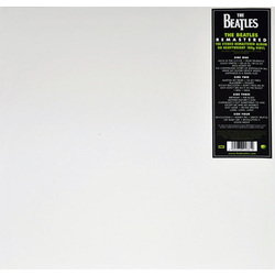 The Beatles White Album rmstrd STEREO 180gm vinyl 2 LP gatefold