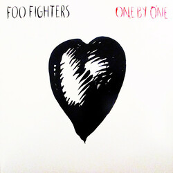 Foo Fighters One By One vinyl 2 LP + download