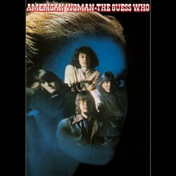 Guess Who American Woman Ltd/Hq Remastered 180Gm vinyl LP